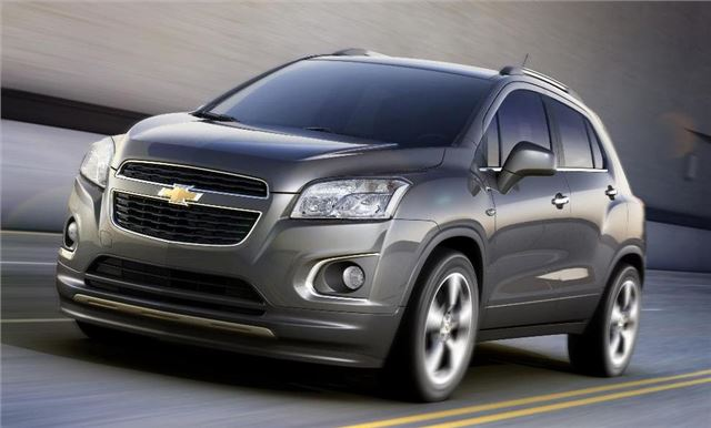 new small chevrolet suv on the way motoring news honest john. Black Bedroom Furniture Sets. Home Design Ideas