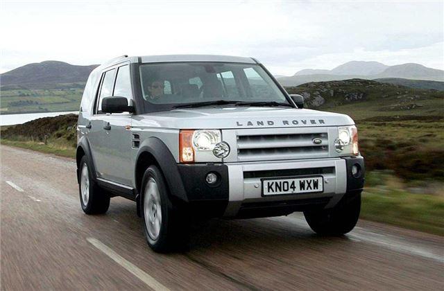 land rover discovery 3 2004 car review honest john. Black Bedroom Furniture Sets. Home Design Ideas
