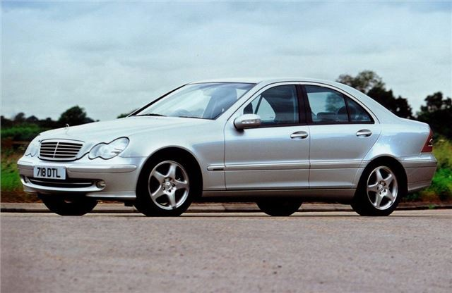 Mercedes Benz C Class W203 2000 Car Review Honest John