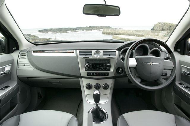 Chrysler Sebring Interior on 2007 Honda Accord