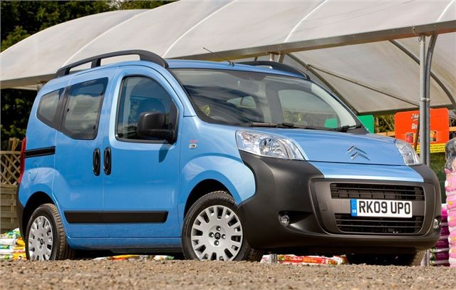 Multi Car Insurance Quotes >> Citroen Nemo Multispace 2009 - Car Review | Honest John