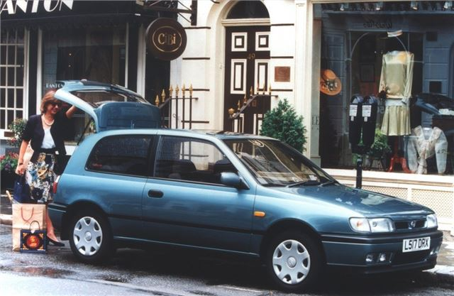 nissan sunny 1991 car review honest john. Black Bedroom Furniture Sets. Home Design Ideas