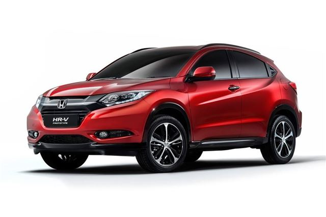 honda hr v 2015 car review honest john. Black Bedroom Furniture Sets. Home Design Ideas