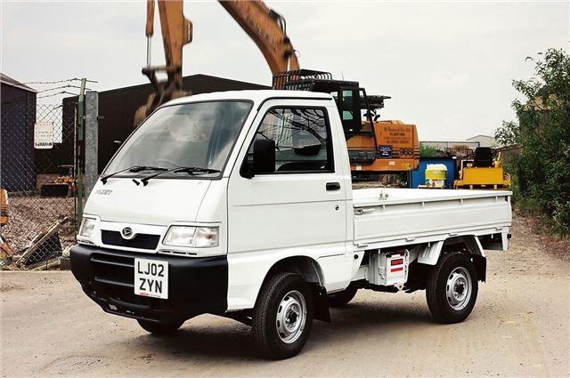 Search Results Daihatsu Hijet English Factory Service
