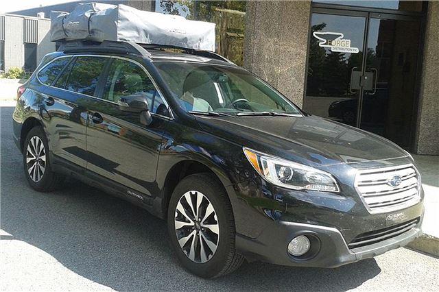 Subaru Outback 2014 Car Review Honest John