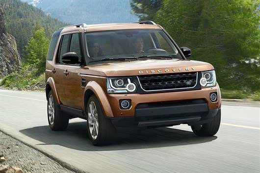 land rover adds discovery graphite and landmark editions motoring news ho. Black Bedroom Furniture Sets. Home Design Ideas