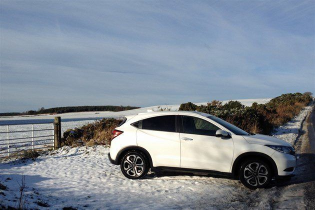 honda hr v 3 904 miles and a set of cross climates our