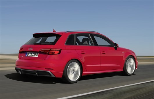 audi launches facelifted a3 motoring news honest john. Black Bedroom Furniture Sets. Home Design Ideas