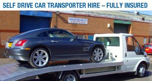 Hire Car Transporter Manchester