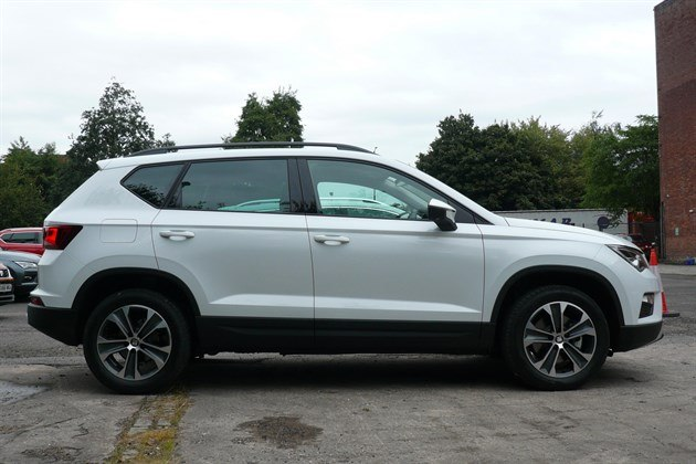 seat ateca 1 0tsi ecomotive 2016 road test road tests honest john. Black Bedroom Furniture Sets. Home Design Ideas