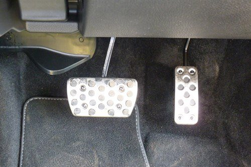 Honda Civic CVT 2017 Brake Pedal