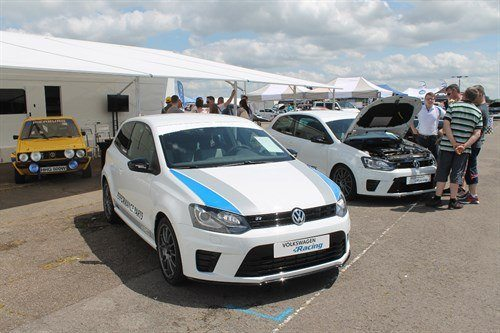 VW GTI International Showcars 2016