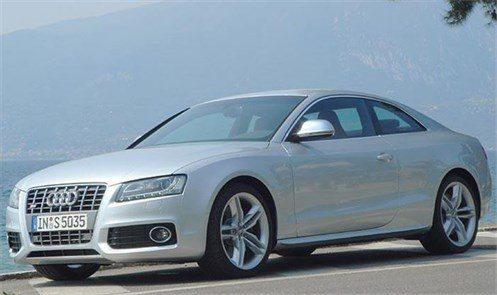 Audi A5 Coupe F34