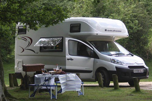 Cit Despatch Romahome Auto -Trail