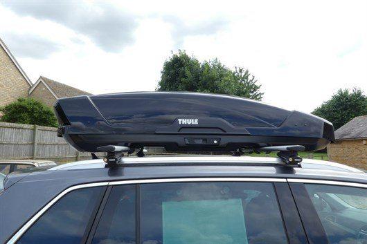 Review Thule Motion Xt Sport Roof Box Honest John Aurus