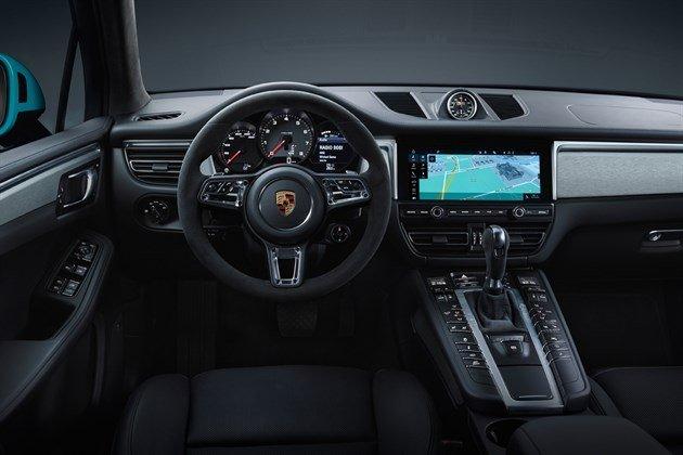 Nieuwe Porsche Macan Geopenbaard Best Seller Bijgewerkt Voor 2019
