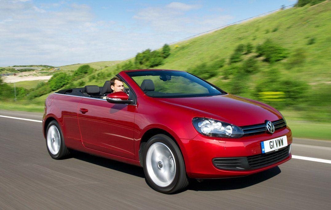 volkswagen golf gti cabriolet 2012 road test road tests honest john. Black Bedroom Furniture Sets. Home Design Ideas