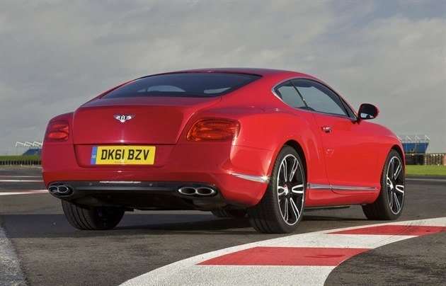 Bentley Continental GT V8 (5)
