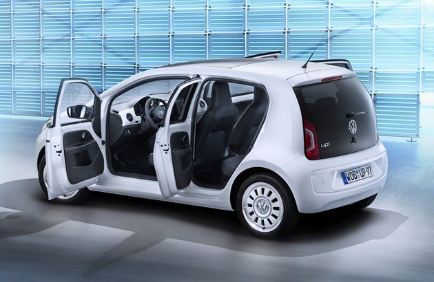Volkswagen Up 5-door (2)