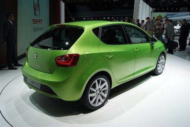 Geneva motor show 2012 revised ibiza unveiled by seat for Garage seat geneve