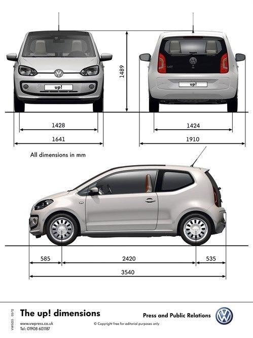 Volkswagen Up 2012 Road Test Road Tests Honest John