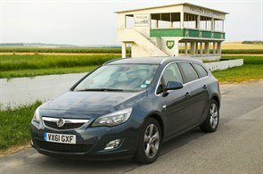 Vauxhall Astra Sports Tourer Main