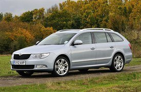 Skoda Superb 4x 4 Main
