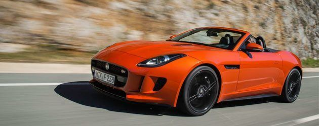 Road Test & Video: Jaguar F-Type