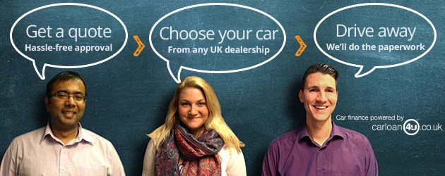 Drive Away Your Dream Car - Get Car Finance With Exclusive Low Rates