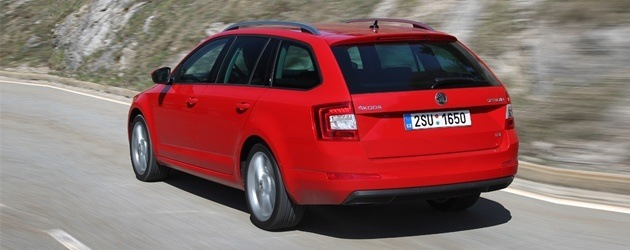 Road Test: Skoda Octavia Estate