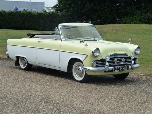 Preview Anglia Classic Car Auction 24 August King S