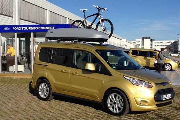 Ford Tourneo Connect 2014 Road Test Road Tests Honest John