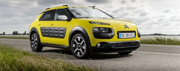 Review: Citroen C4 Cactus