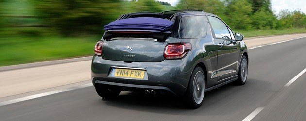 Our Cars: Citroen DS3 Cabrio