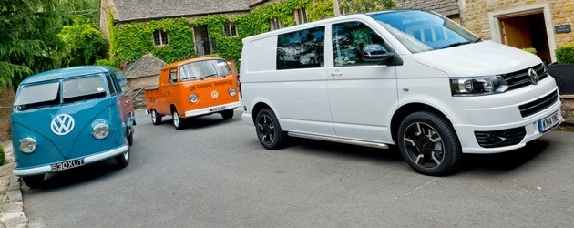Our Vans: Volkswagen Transporter