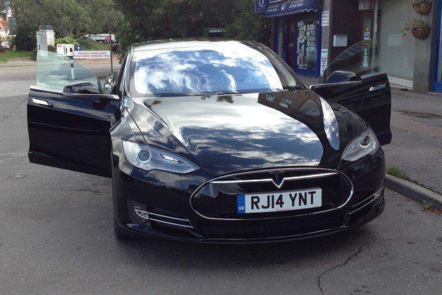 Tesla model s car review honest john for History of tesla motors
