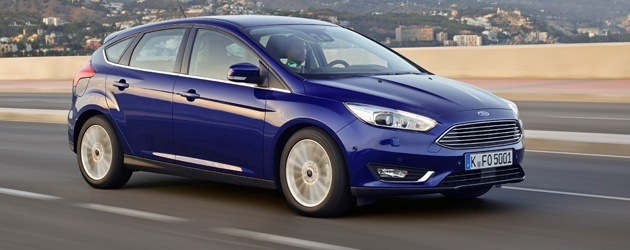 Road Test: Ford Focus Facelift