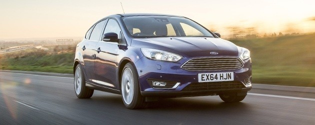 Review: 2014 Ford Focus