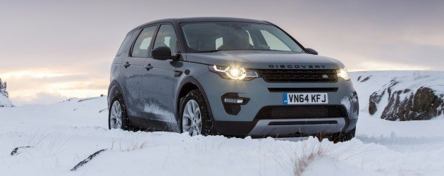 Road Test: Land Rover Discovery Sport