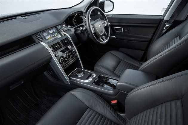 land rover discovery sport 2 2 sd4 2015 road test road. Black Bedroom Furniture Sets. Home Design Ideas