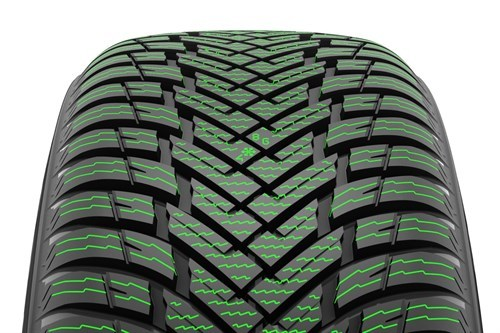 the first winter tyre rated a for wet grip motoring news. Black Bedroom Furniture Sets. Home Design Ideas