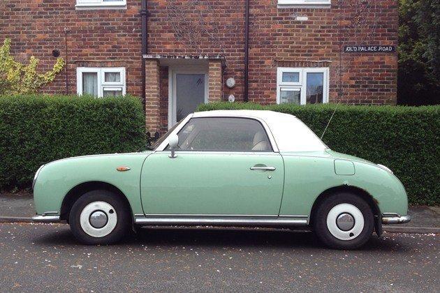 Buy Figaro Car